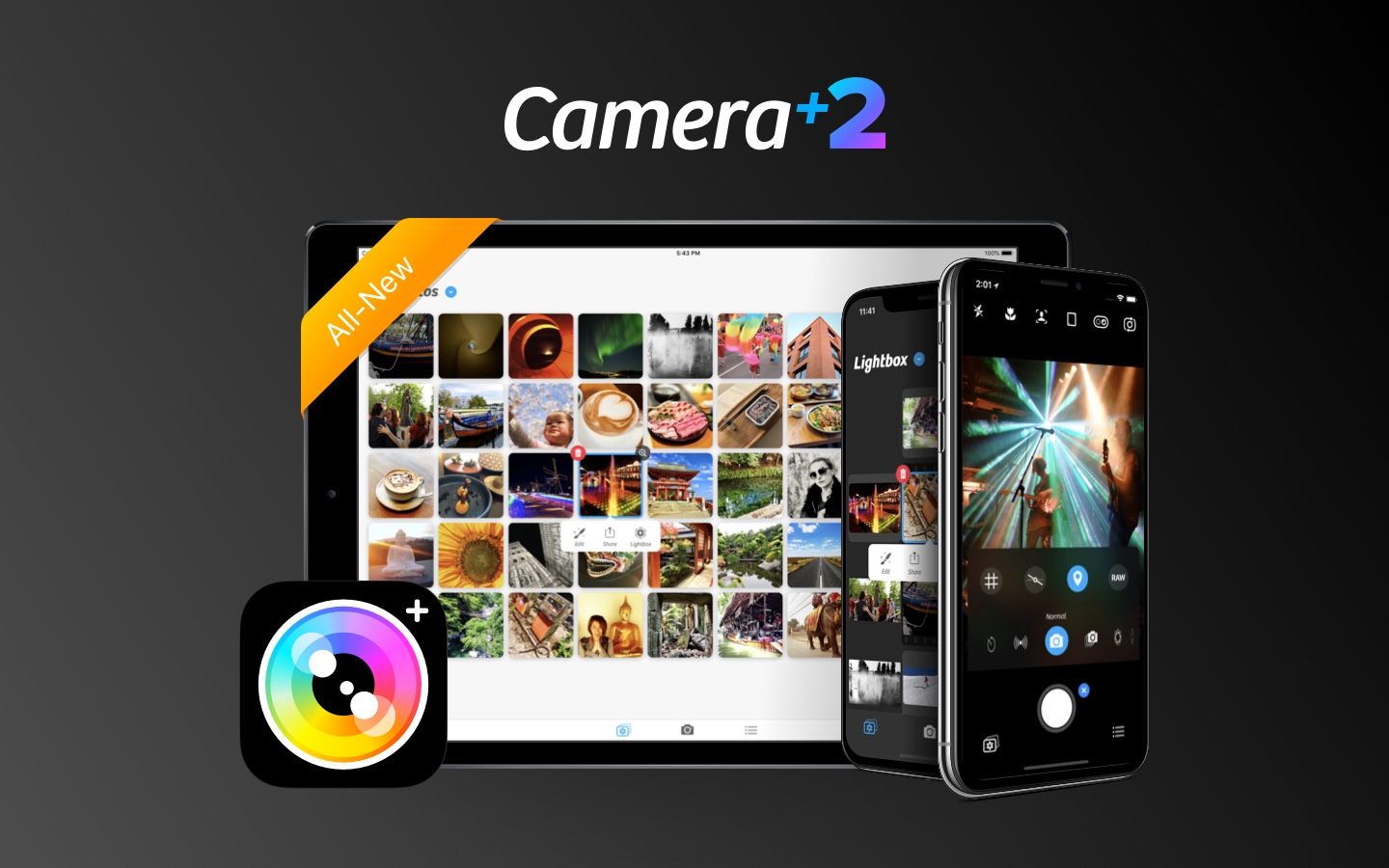 Camera+ 2 ~ the ultimate photo experience